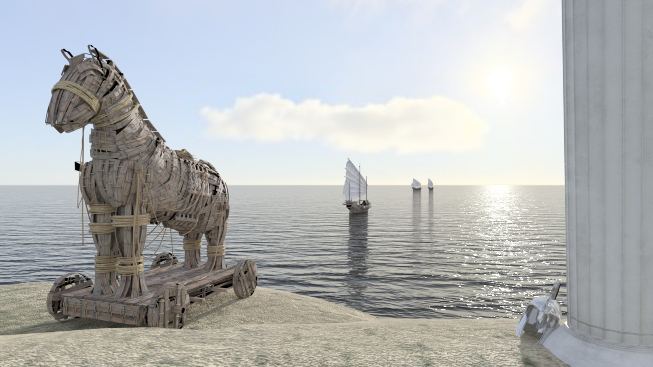 CS440 - Rendering Competition 2019 - Submission from Quentin Nicolas Pascal Lhoest